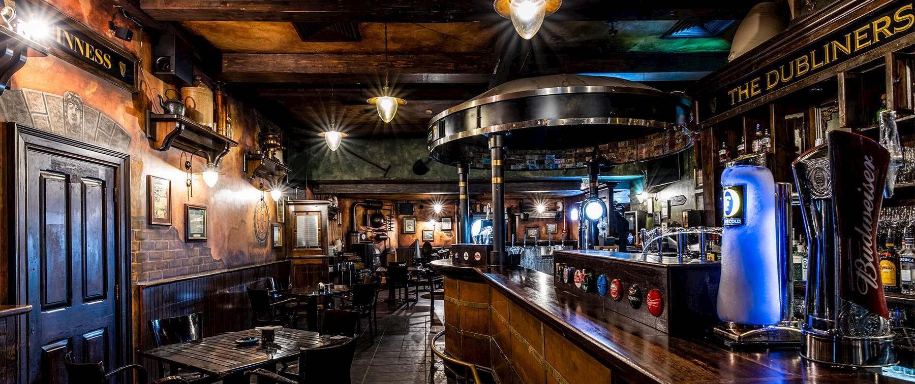 The Dubliner's - Irish Pub In Dubai