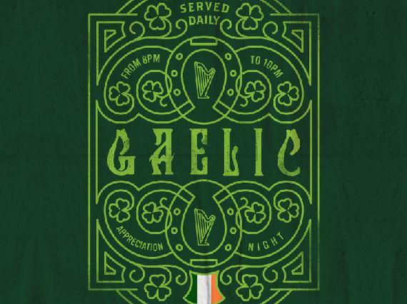Gaelic Night